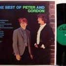 Peter & Gordon - The Best Of Peter And Gordon - Vinyl LP Record - Rock