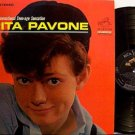 Pavone, Rita - The International Teenage Sensation - Vinyl LP Record - Pop Rock