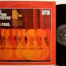 Paul, Les - The Guitar Artistry Of Les Paul - Vinyl LP Record - Pop Rock