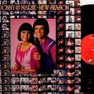 Osmond, Donny & Marie - New Season - Vinyl LP Record - Pop Rock