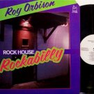Orbison, Roy - Rock House Rockabilly - White Label Promo - Vinyl LP Record - Rock