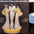 Orlando, Tony & Dawn - Greatest Hits - Vinyl LP Record - Pop Rock