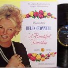 O'Connell, Helen - A Beautiful Friendship - Vinyl LP Record - Pop