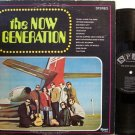 Now Generation, The - Self Titled - Spar 3015 - Vinyl LP Record - Rock