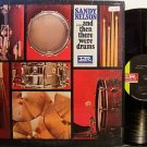 Nelson, Sandy - And Then There Were Drums - Vinyl LP Record - Rock