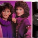 Judds, The - Self Titled / Wynonna & Naomi - Vinyl LP Record - Country