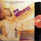 Witness, The - Musical - Barry McGuire / Jimmy & Carol Owens - Vinyl 2 LP Record - Christian