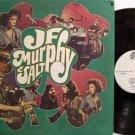 Murphy, JF & Salt - Self Titled - White Label Promo - Vinyl LP Record - Rock