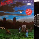 Mr. Mister - Welcome To The Real World - Germany Pressing - Vinyl LP Record - Rock