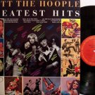 Mott The Hoople - Greatest Hits - Vinyl LP Record - Rock