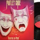 Motley Crue - Theatre Of Pain - Vinyl LP Record - Rock