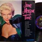 Morgan, Jane - Time - Vinyl LP Record - Pop