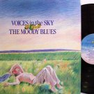 Moody Blues, The - Voices In The Sky / Best Of - Vinyl LP Record - Rock