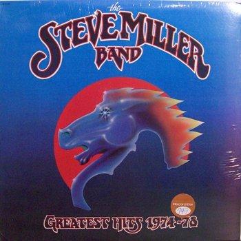 Miller Steve Band Greatest Hits 1974 78 Sealed Vinyl