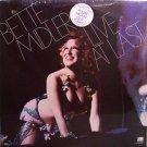 Midler, Bette - Live At Last - Sealed Vinyl 2 LP Record Set - Pop Rock