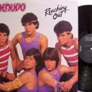 Menudo - Reaching Out - Vinyl LP Record - Pop Rock