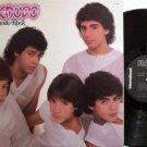 Menudo - A Todo Rock - Vinyl LP Record - Pop Rock