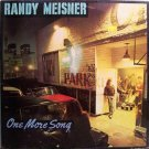Meisner, Randy - One More Song - Sealed Vinyl LP Record - The Eagles / Poco - Rock
