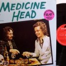 Medicine Head - Self Titled - UK Pressing - Vinyl LP Record - Rock