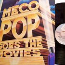 Meco - Pop Goes The Movies - Vinyl LP Record - Pop Rock