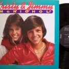 McNichol, Kristy & Jimmy - Self Titled - Vinyl LP Record - Pop Rock