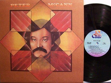McCann, Peter - Self Titled - Vinyl LP Record - Rock