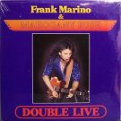 Marino, Frank& Mahogany Rush - Double Live - Sealed Vinyl LP Record - Rock