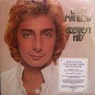 Manilow, Barry - Greatest Hits - Sealed Vinyl 2 LP Record Set - Pop Rock