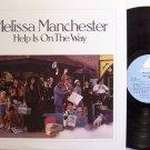 Manchester, Melissa - Help Is On The Way - Vinyl LP Record - Pop Rock