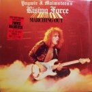 Malmsteen, Yngwie J. Rising Force - Marching Out - Sealed Vinyl LP Record - Rock