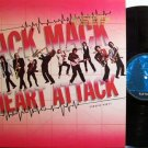 Mack, Jack & The Heart Attack - Cardiac Arrest - Vinyl LP Record - Rock
