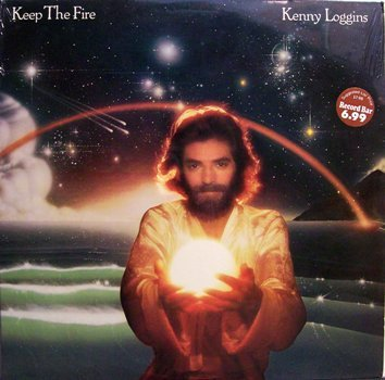 Loggins Kenny Keep The Fire Sealed Vinyl Lp Record Rock