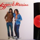 Loggins & Messina - The Best Of Friends - Vinyl LP Record - Rock