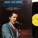 Lewis, Jerry Lee - Monsters - Vinyl LP Record - Rock
