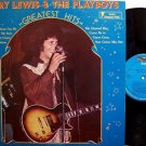 Lewis, Gary & The Playboys - Greatest Hits - Vinyl LP Record - Rock