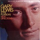 Lewis, Gary & The Playboys - New Directions - Sealed Vinyl LP Record - Rock
