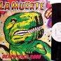 Lamuerte - Death Race 2000 - Vinyl LP Record + Inserts - Rock