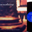 Knownothing - The Room Where Everything Happens At Once - Vinyl LP Record - Rock