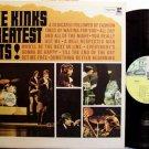 Kinks, The - Greatest Hits - Mono - Vinyl LP Record - Rock