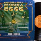 Kinks, The - Historia De La Musica Rock - Spain Pressing - Vinyl LP Record