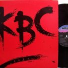 KBC Band - Self Titled - Vinyl LP Record - Rock