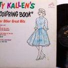 Kallen, Kitty - My Coloring Book - Vinyl LP Record - Pop