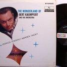 Kaempfert, Bert - The Wonderland Of - Vinyl LP Record - Pop