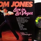 Jones, Tom - Live In Las Vegas At The Flamingo - Vinyl LP Record - Pop Rock