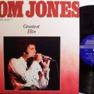 Jones, Tom - Greatest Hits - Vinyl LP Record - Pop Rock
