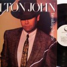 John, Elton - Breaking Hearts - Vinyl LP Record - Rock