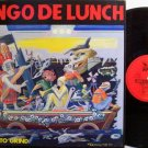 Jingo De Lunch - Axe To Grind - Germany Pressing - Vinyl LP Record - Rock