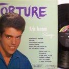 Jensen, Kris - Torture - Vinyl LP Record - Rock