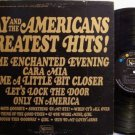 Jay & The Americans - Greatest Hits - Vinyl LP Record - Rock