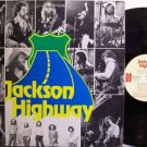 Jackson Highway - Self Titled - Vinyl LP Record - Rock